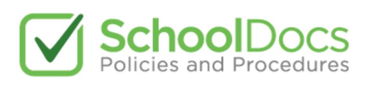 School Docs Policy and Procedures